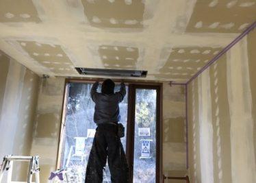 市原市・新築現場、室内塗装